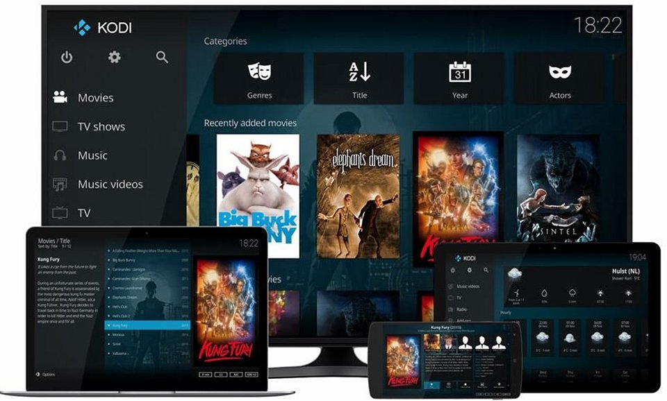 Learn How Kodi Works– Take it for a Spin!