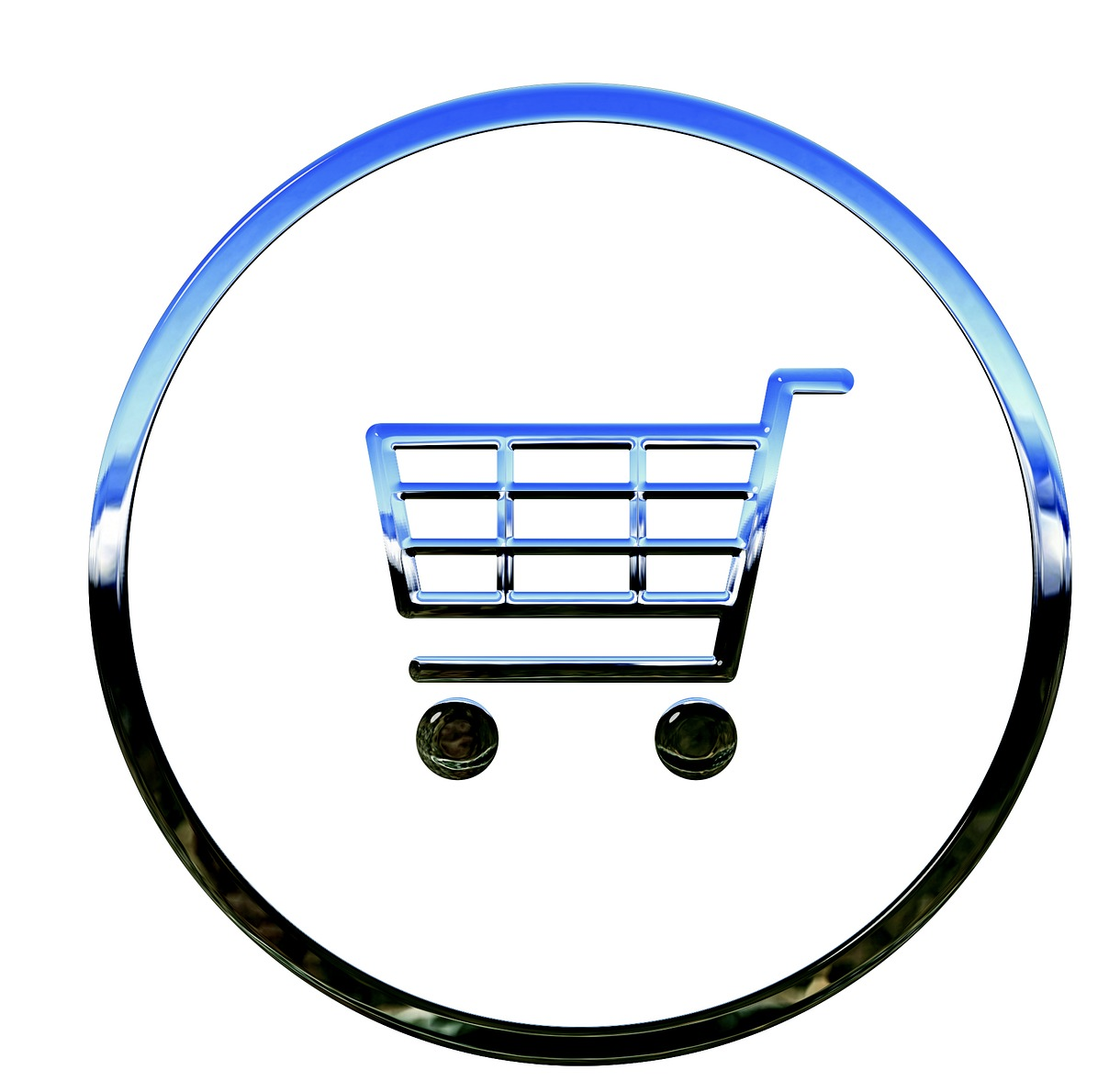 what is roku tv-Shopping cart icon