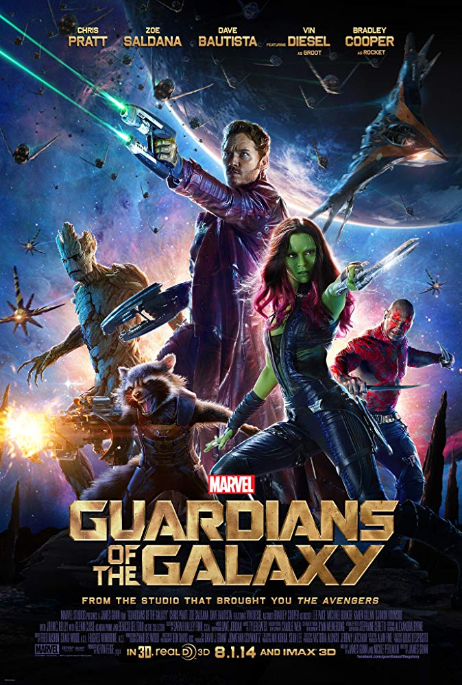 Guardians of the Galaxy – Best Standalone Group Film
