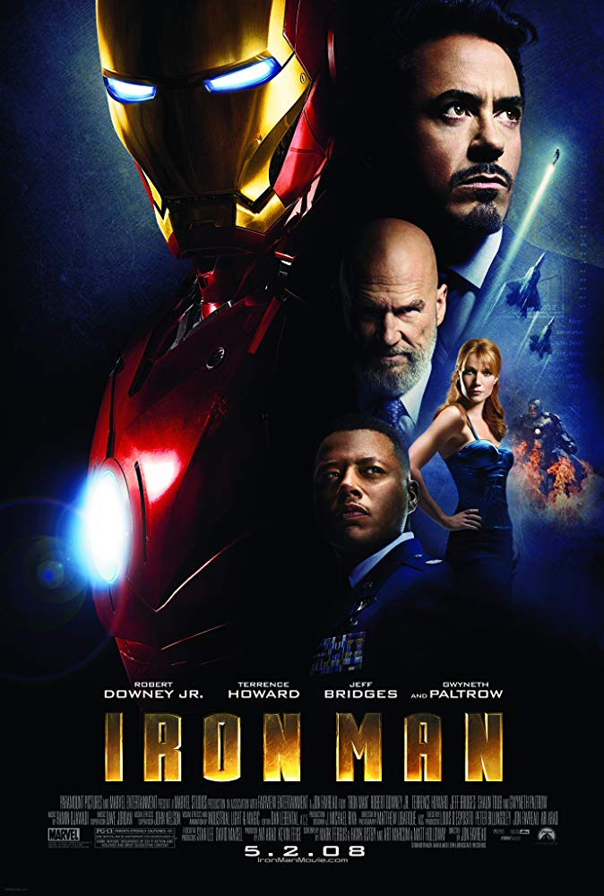 Iron Man – The First Marvel Movie
