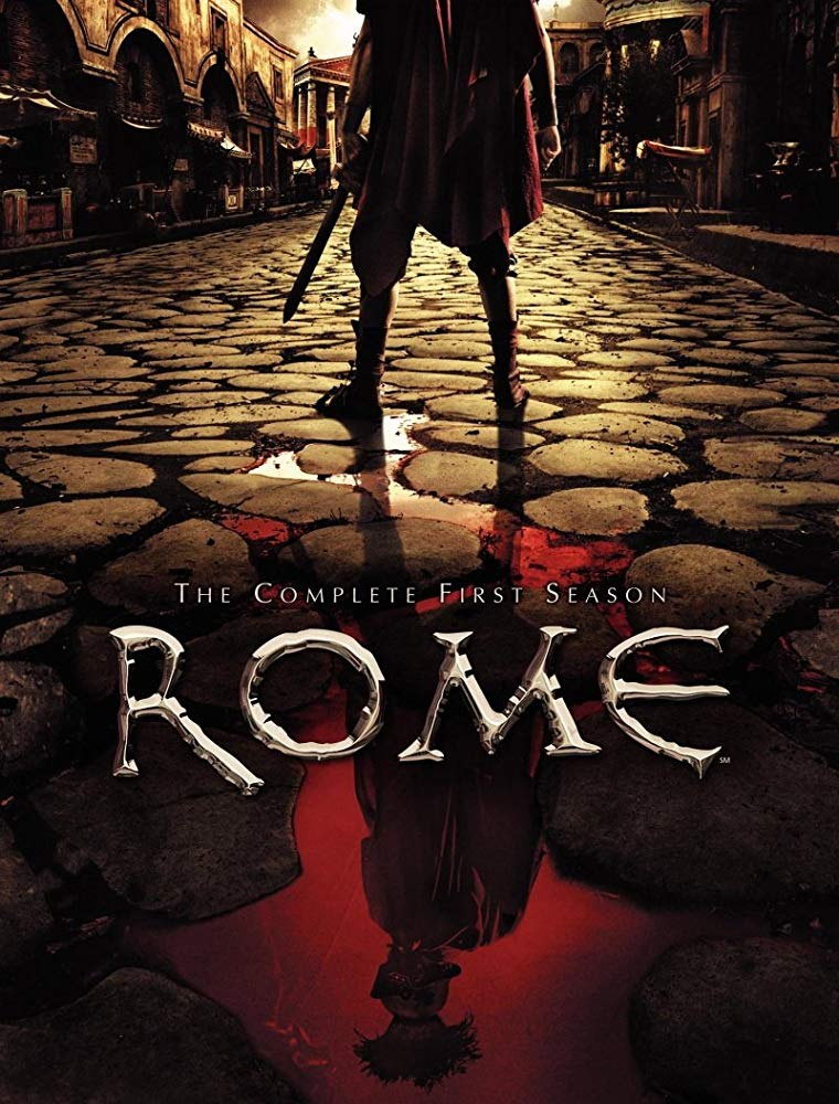 Front Cover of Rome Movie