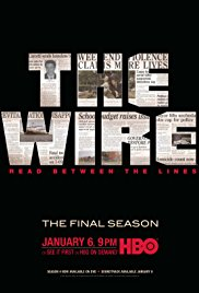 Advertisement of The Wire