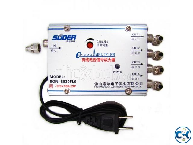 Cable Signal Booster