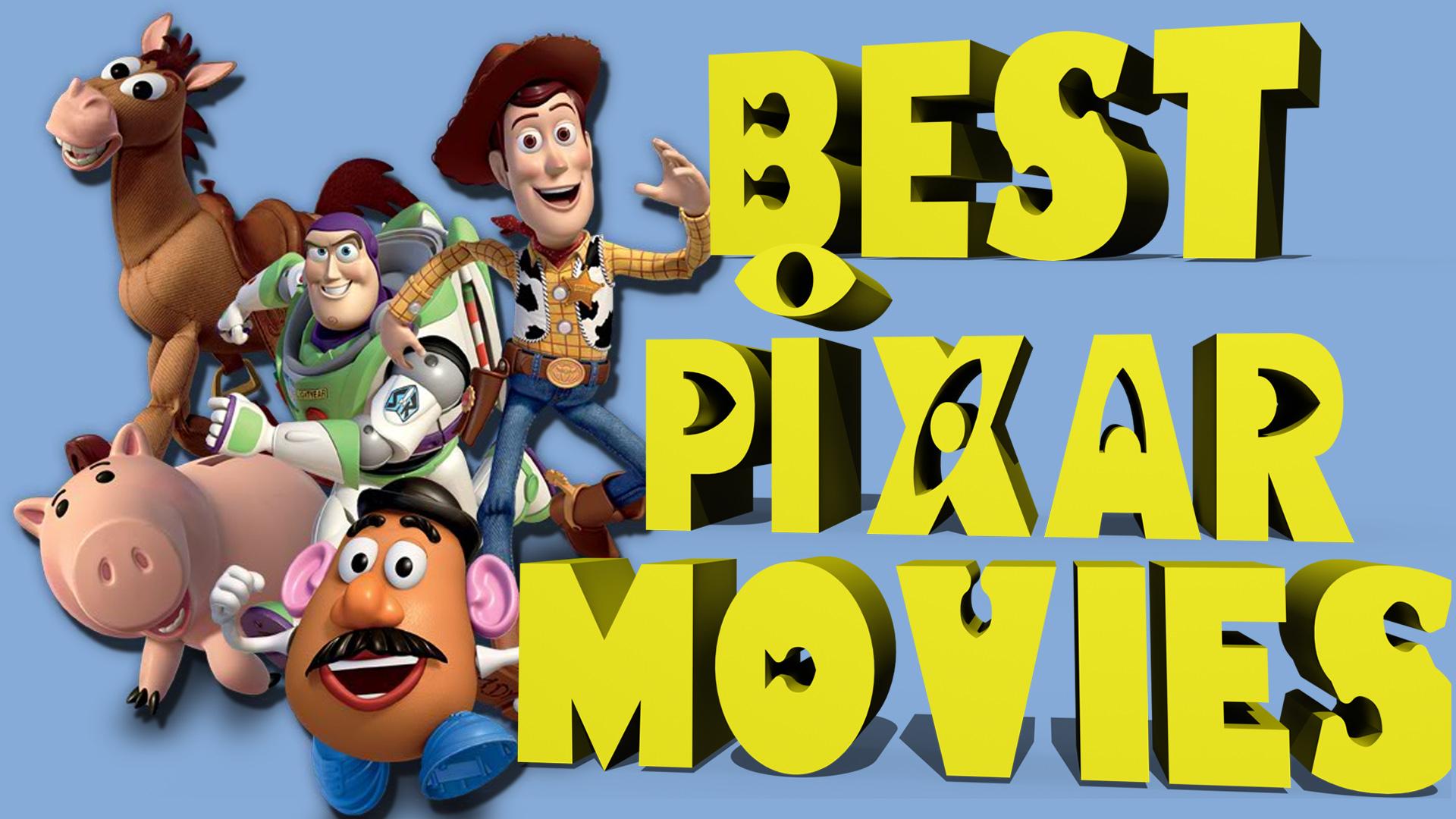 best pixar movies