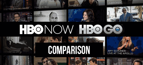 hbo now nd hbo go comparison