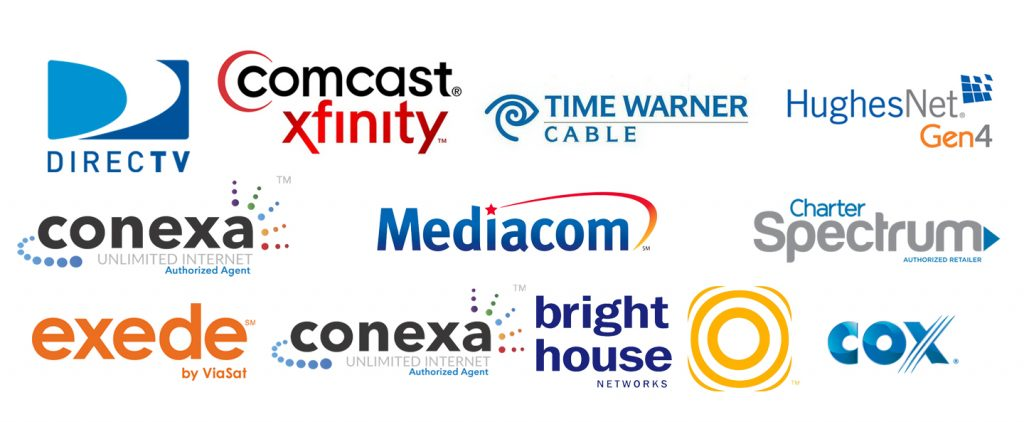 list of cable providers