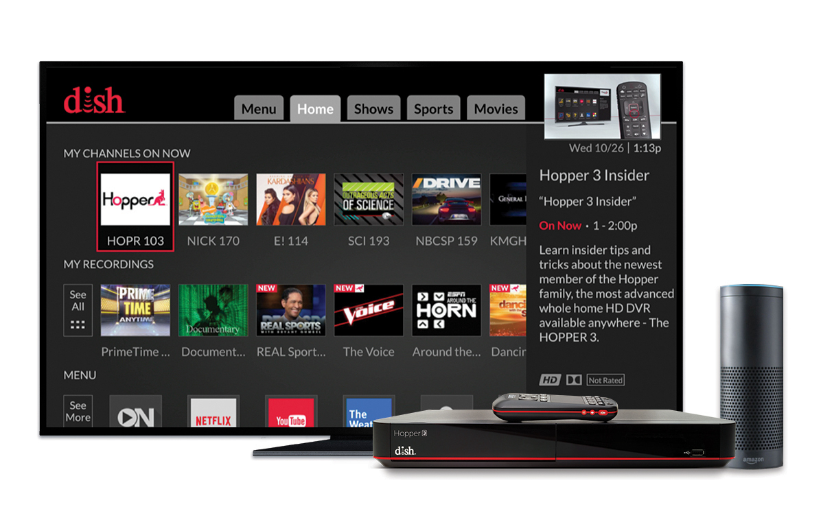 Now You Can Set Up Your Remote and DVR