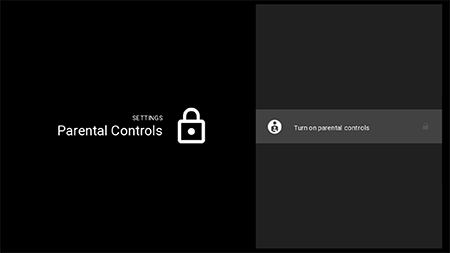 TV Parental Controls